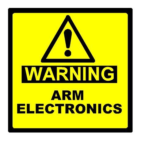 Warning-Arm-Electronic