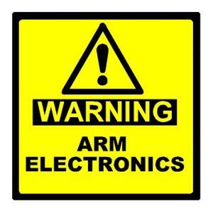 Warning Arm Electronic