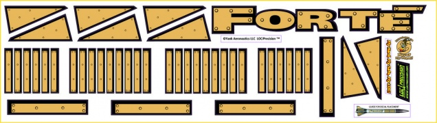 PK-32 LOC Forte - STICKERSHOCK23.COM
