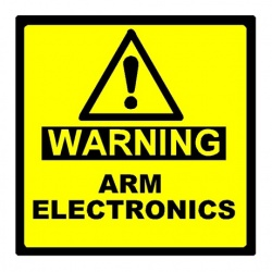 Warning-Arm-Electronic